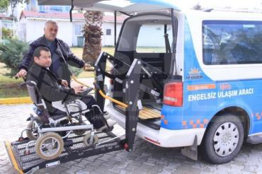 Antalya Büyükşehir Belediyesi Serik Engelli Danışma ve Aile Eğitim Merkezi...